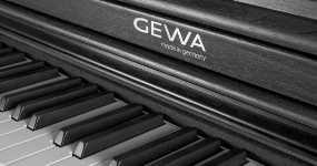 Porovnání digitálních pian GEWA